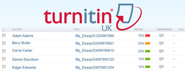 What is… Turnitin?