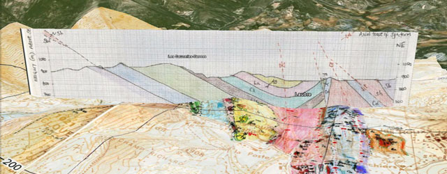 GoogleEarth™ enhancement of geological mapping training and planning