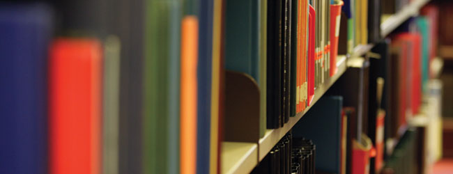 Copyright: Material from books and journals
