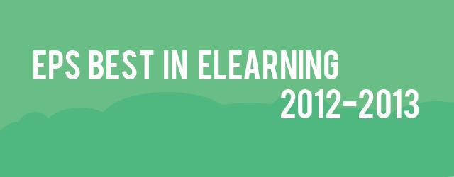 Best in eLearning 2012-13 – Chemistry