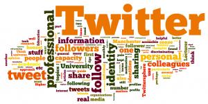 Twitter word cloud