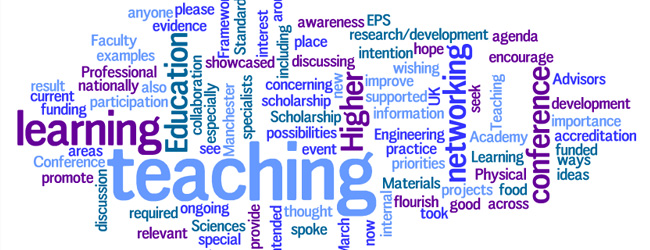 [Past Event] EPS Scholarship of Teaching and Learning Conference