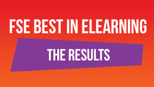 Announcing the FSE Best in eLearning Competition Winner  2016-17