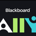 Logo for Blackboard Ally accessibility checking tool